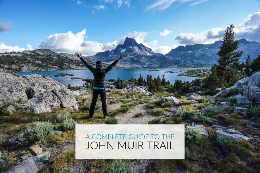 Trail to Peak's John Muir Trail Guide