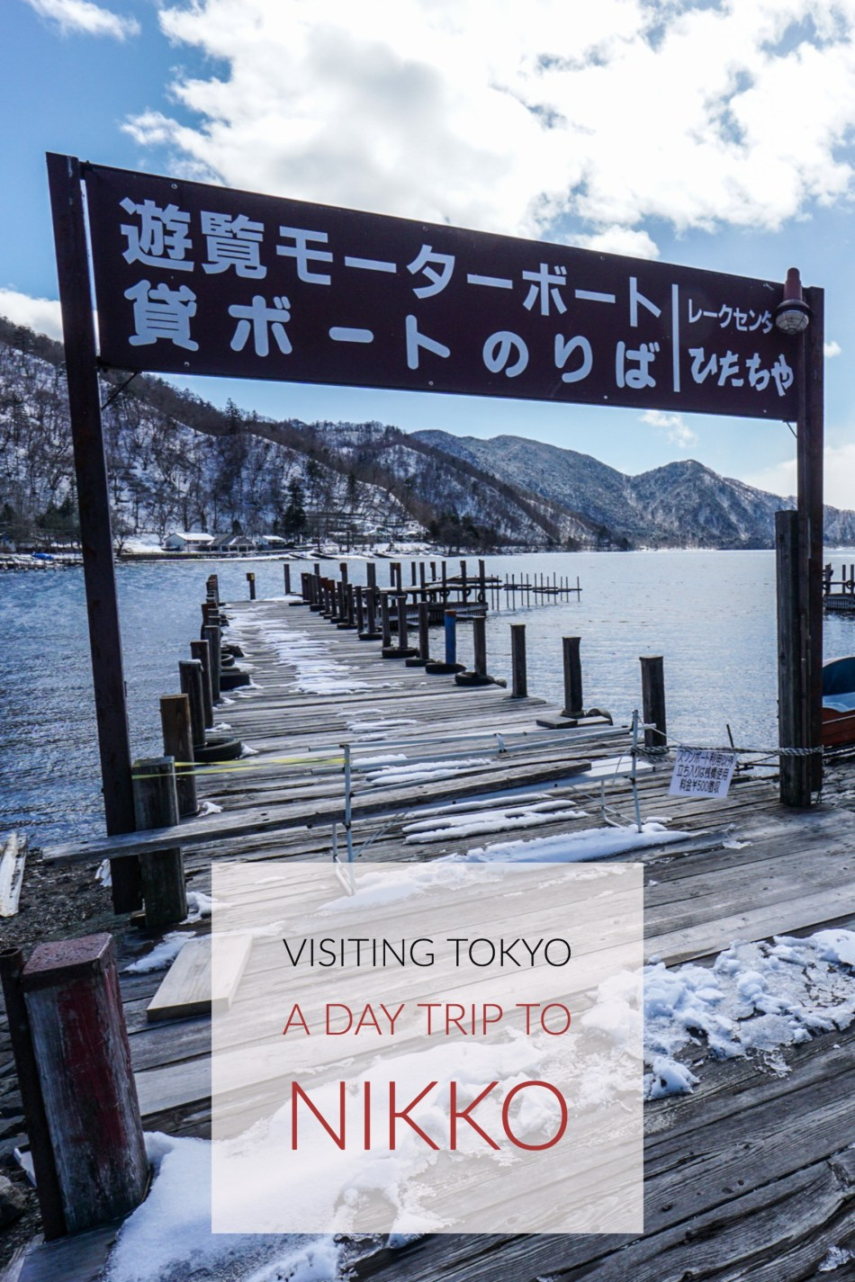 A Day Trip To Nikko And Lake Chuzenji