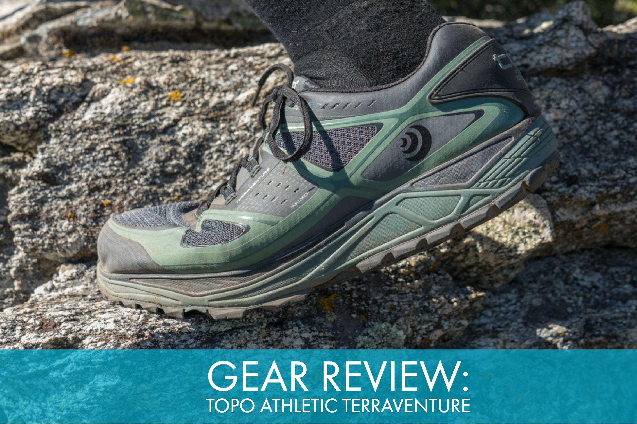 topo hiking shoes