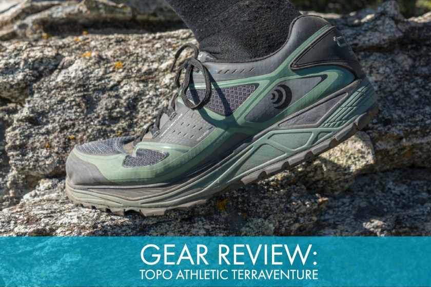 Gear Review Topo Athletic Terraventure