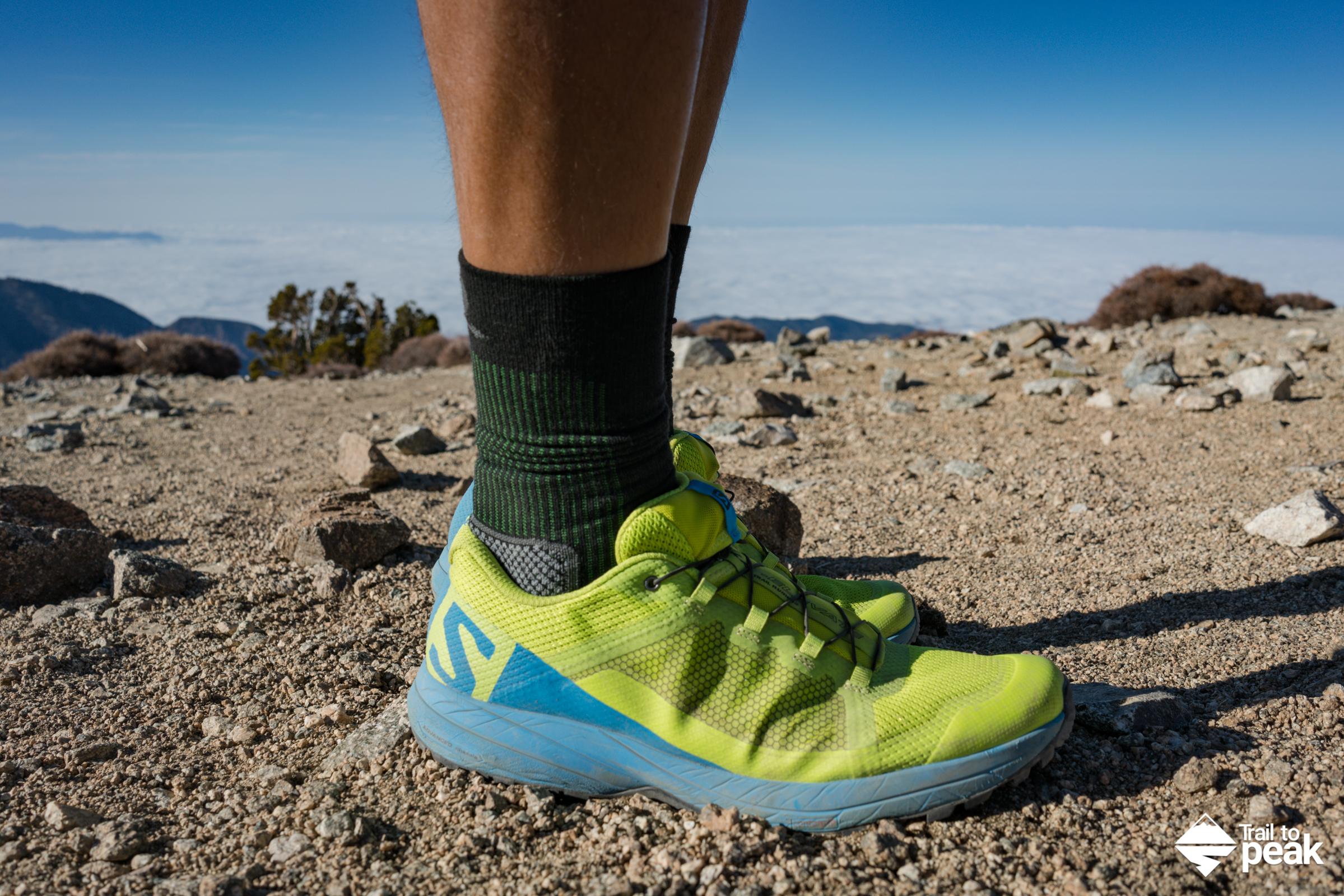 Road Trail Run: Salomon XA Elevate GTX Review All of the