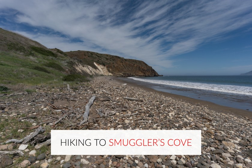 Hiking To Smuggler's Cove Loop – Santa Cruz Island