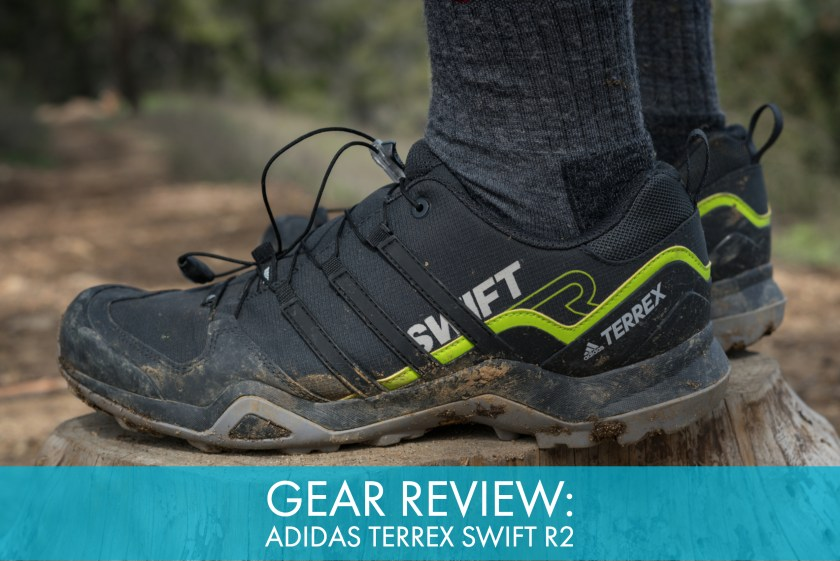 huge selection of 2de20 622da Gear Review: Adidas Terrex Swift R2 Hiking Shoes - Trail to Peak