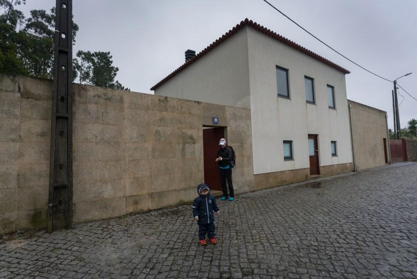 Camino Portuguese Day 1: Porto to Vilarinho