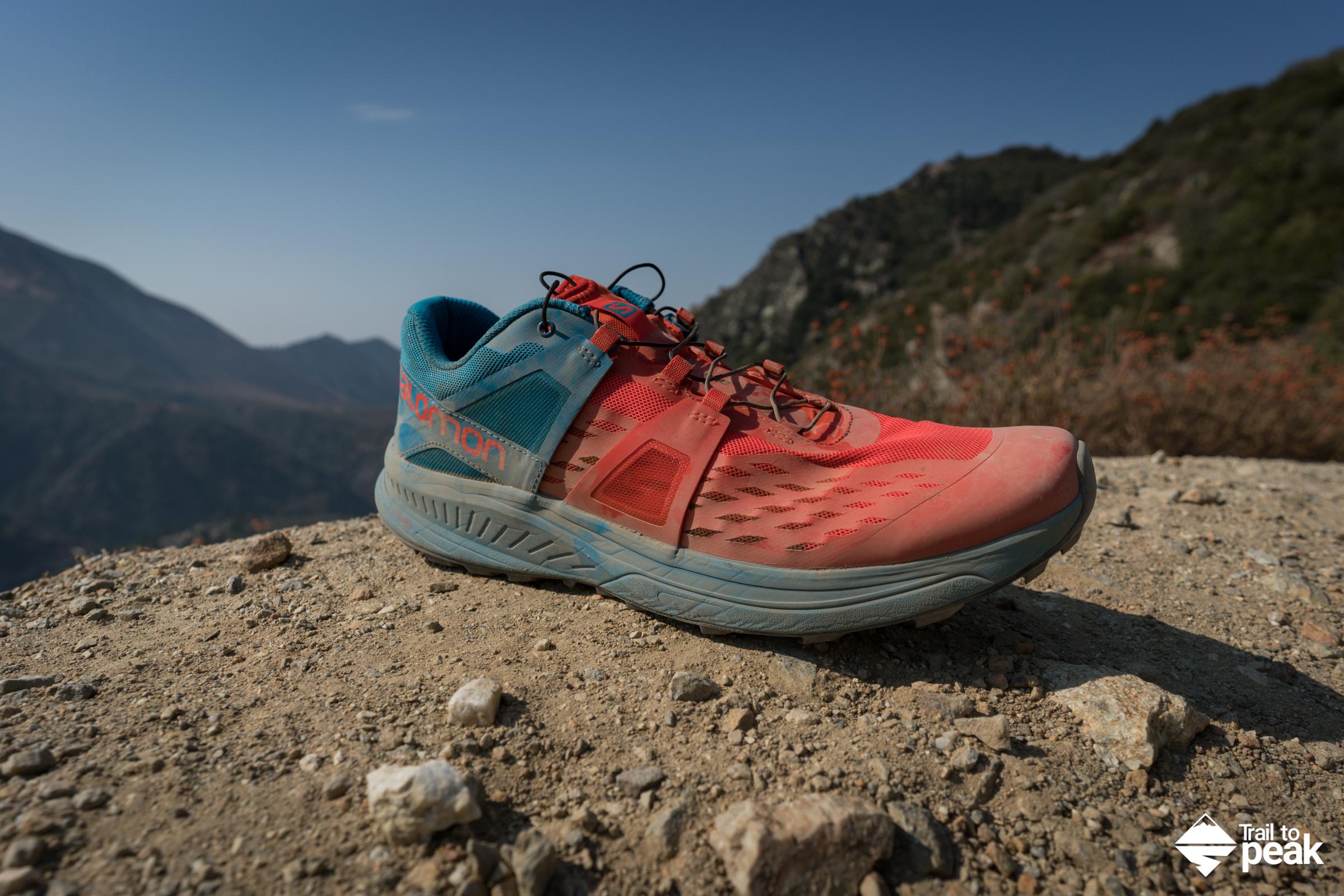 Ultra Sense Trail Gear Pro Shoe Review Salomon 4tqxaA