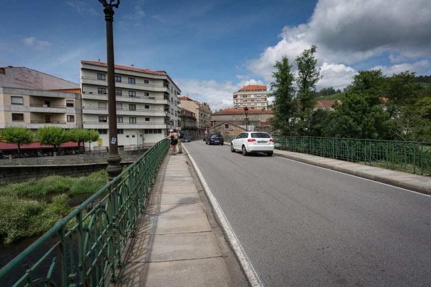 Camino Portuguese Day 8: Pontevedra to Caldas de Reis