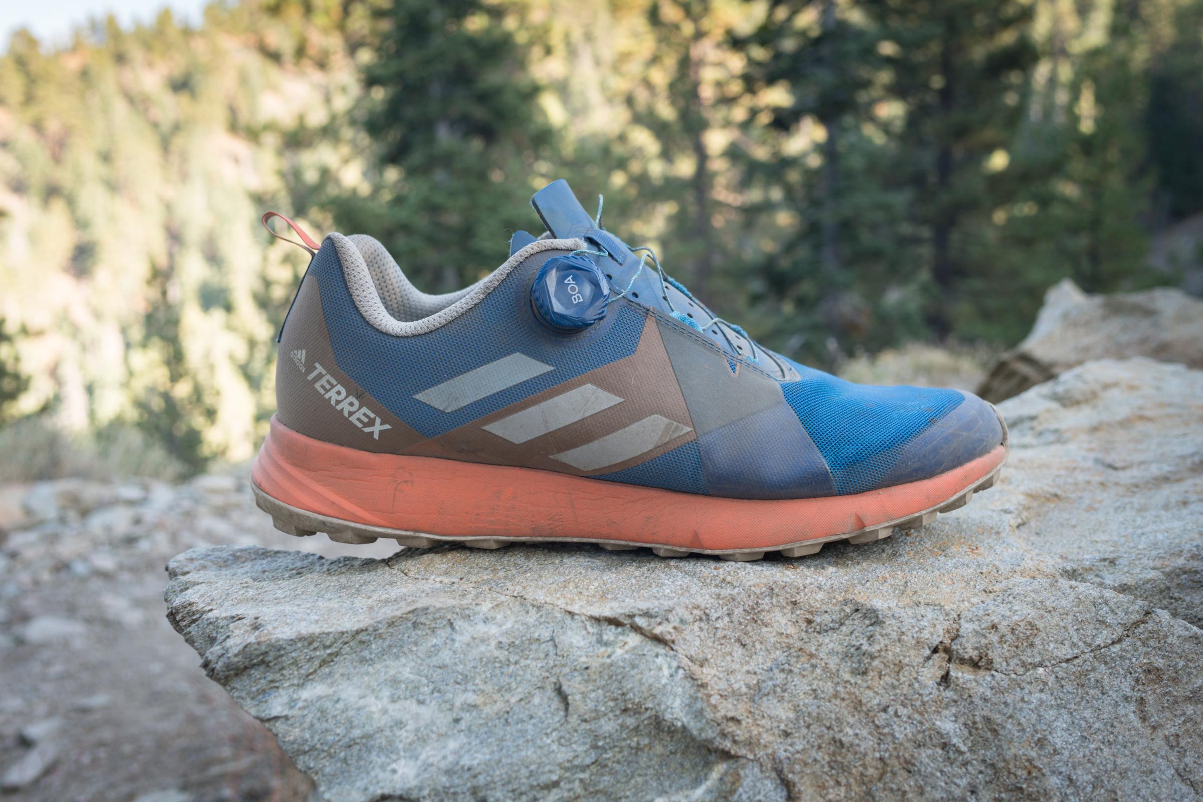 Adidas Terrex Two Boa Trail Shoe