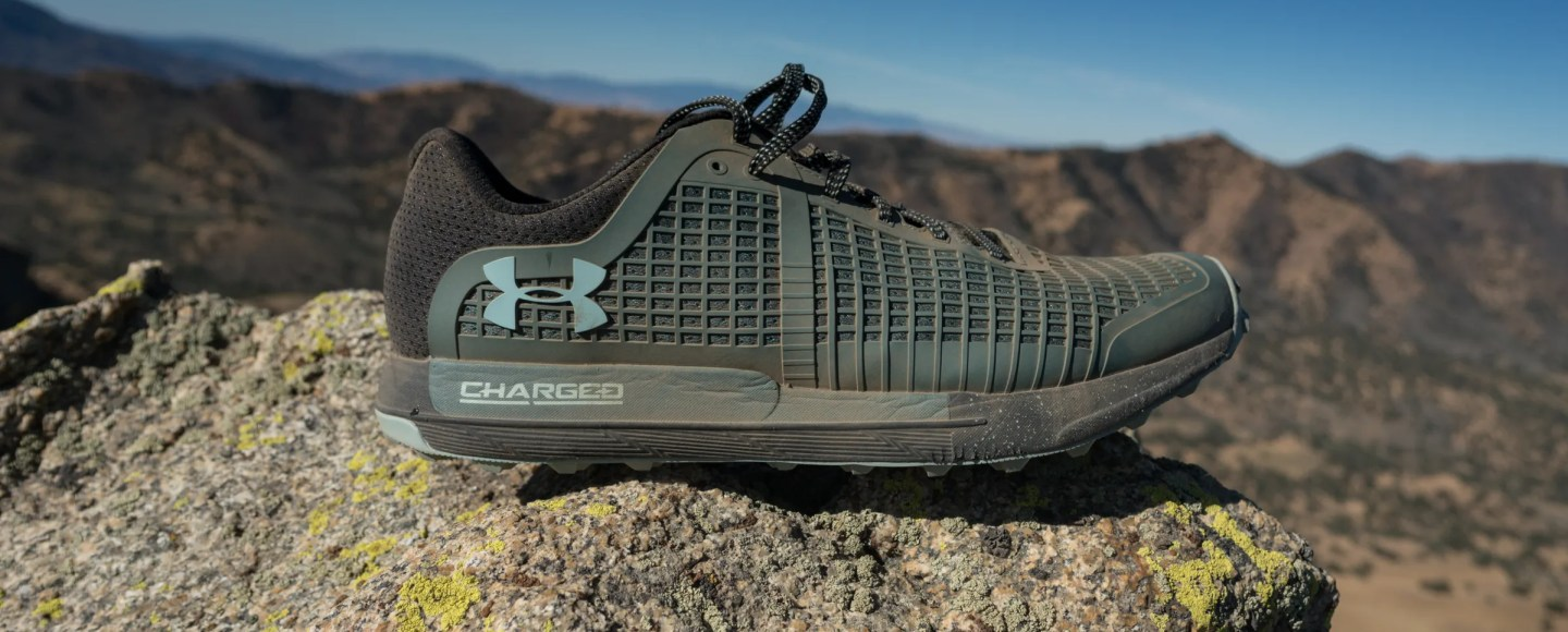 Gear Review: Under Armour Horizon BPF Trail Shoe