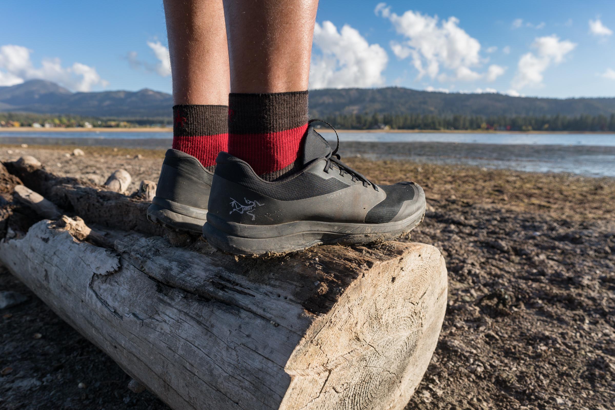 Gear Review: Arc'teryx Norvan LD Trail Shoe Trail to Peak