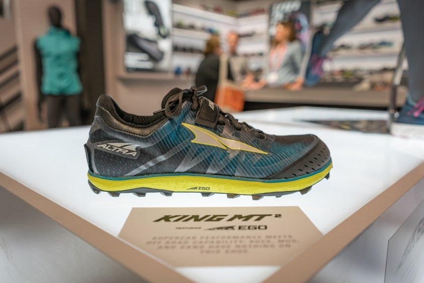 2019 Shoe Previews Altra King MT 2
