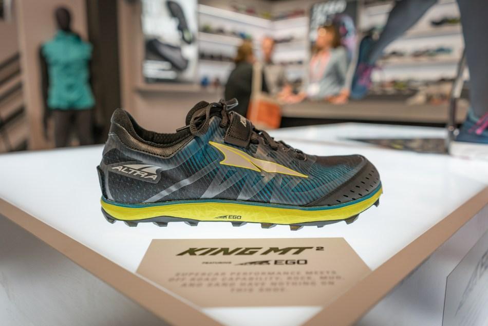 2019 Shoe Previews Altra King MT 2