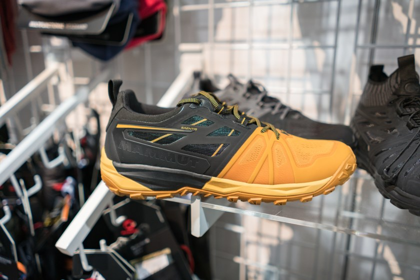 2019 Shoe Previews Mammut Saentis