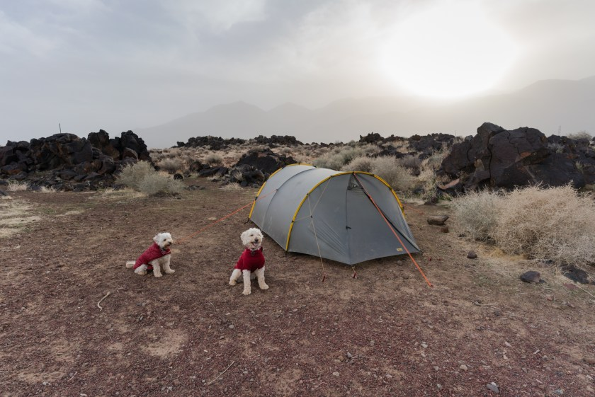 Gear Review: Tarptent Cloudburst 3