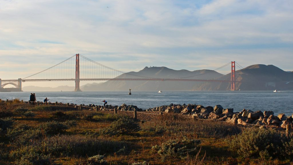Top 10 Urban Hikes In San Francisco