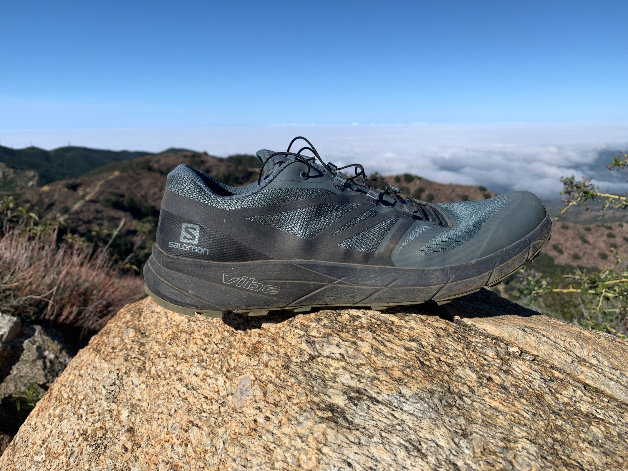 Gear Review: Salomon Sense Ride 2 Trail Shoe Trail to Peak