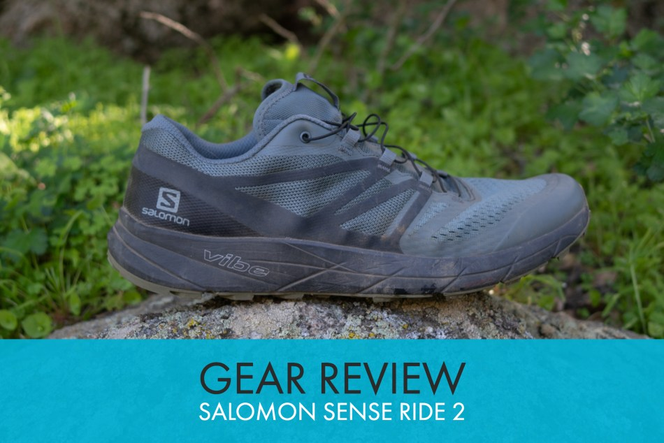 Gear Review: Salomon Sense Ride 2
