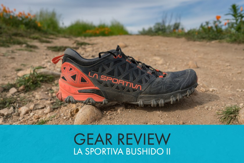 16cfbff91e0d1 La Sportiva Bushido II Review: A Great Update to the Original Bushido -  Trail to Peak