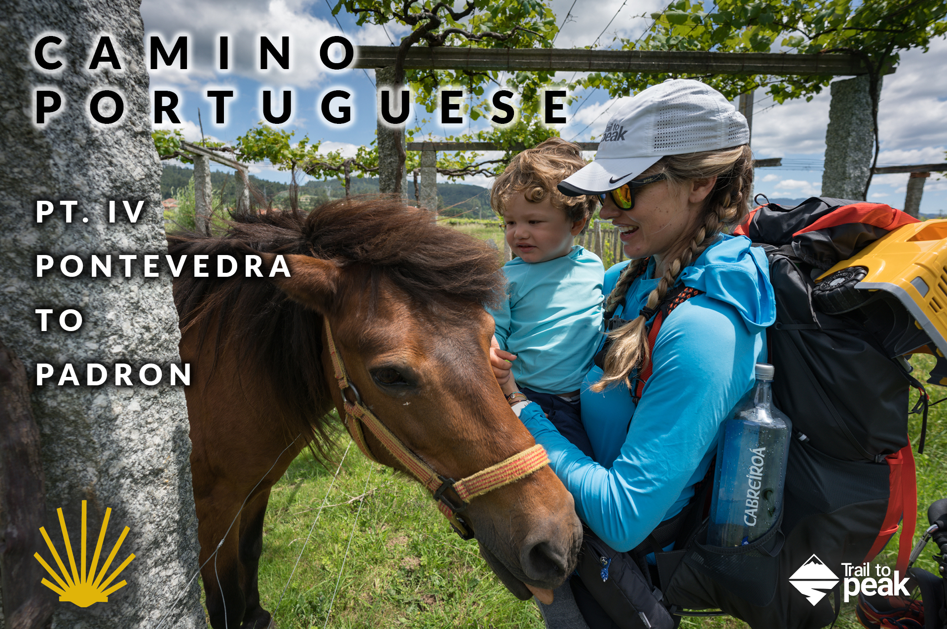 Video Post: The Camino Portuguese from Pontevedra to Padron (Pt. 4)