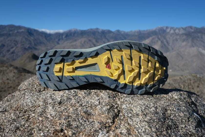 Gear Review: Salomon Sense Ride 3 Trail Shoe