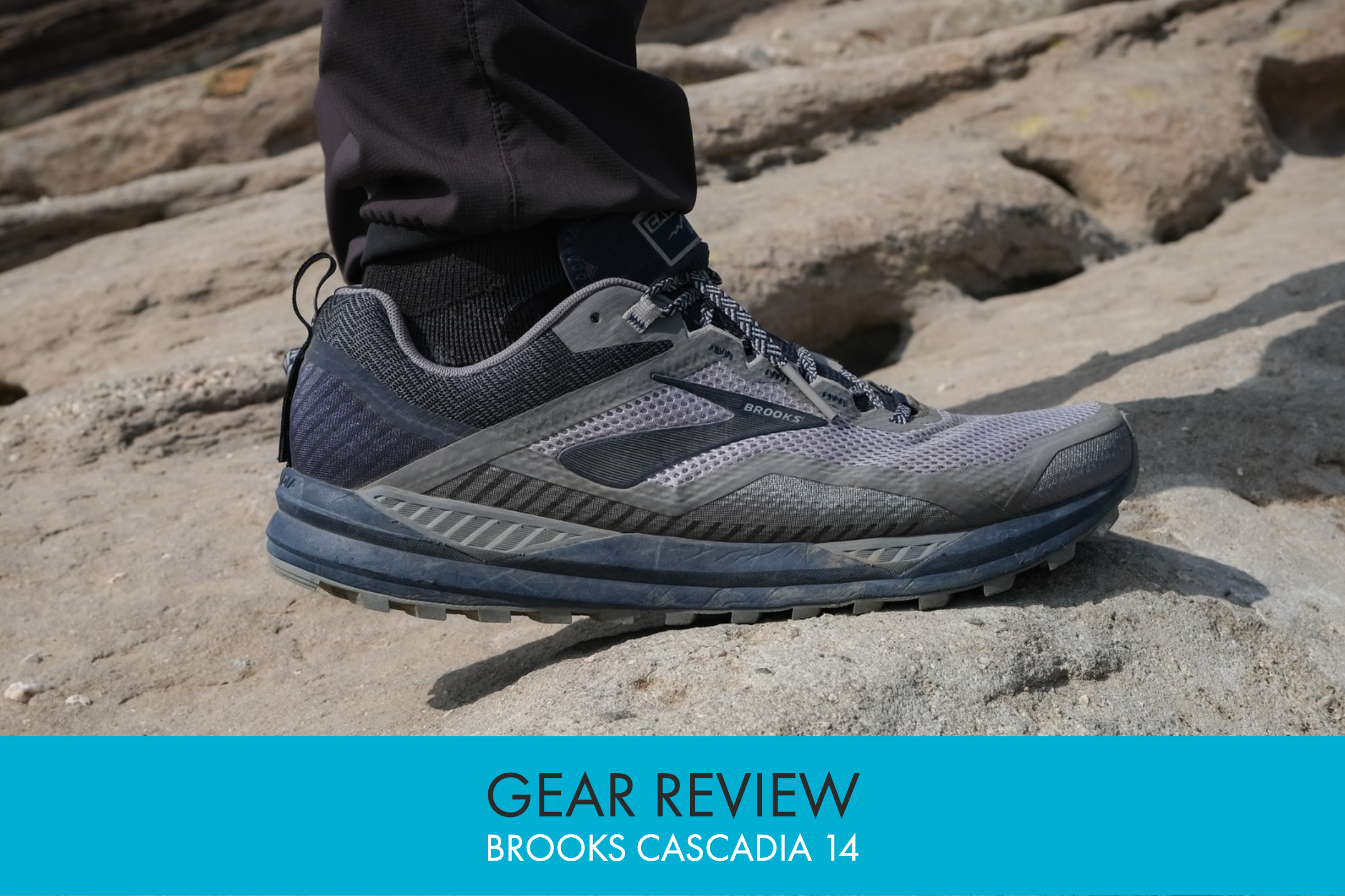 Gear Review: Brooks Cascadia 14 Trail