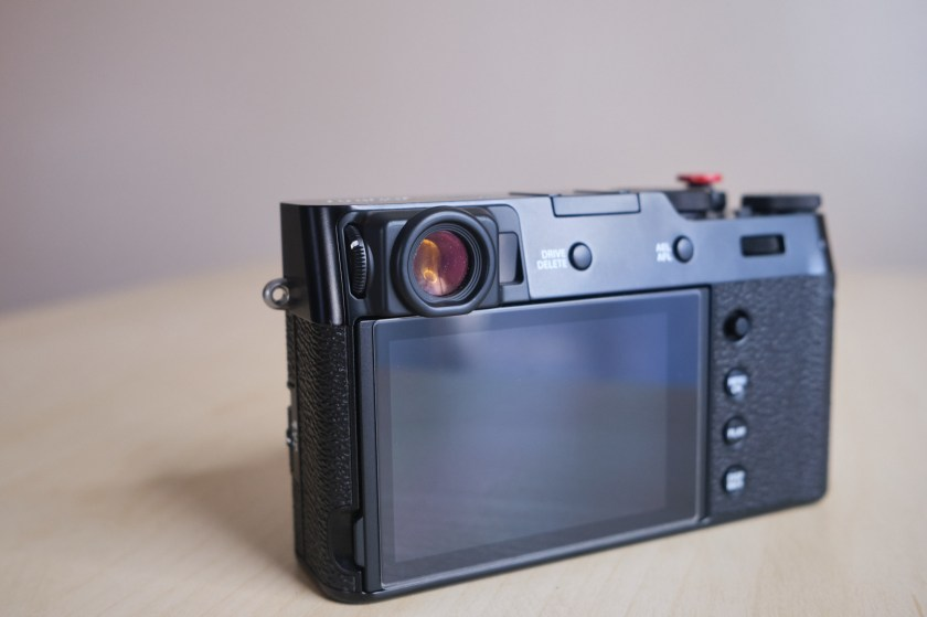 Gear Review: Fujifilm X100V