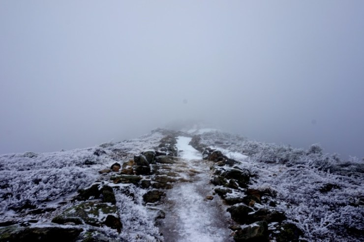 24- franconia ridge trail