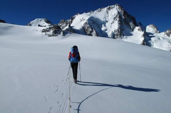 Haute Route Glacier du Tour