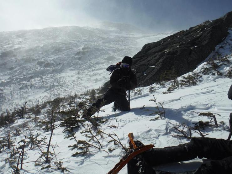 hiker death mount adams