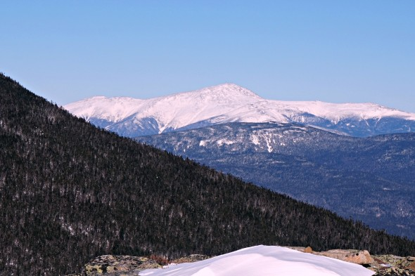 view of mt washington