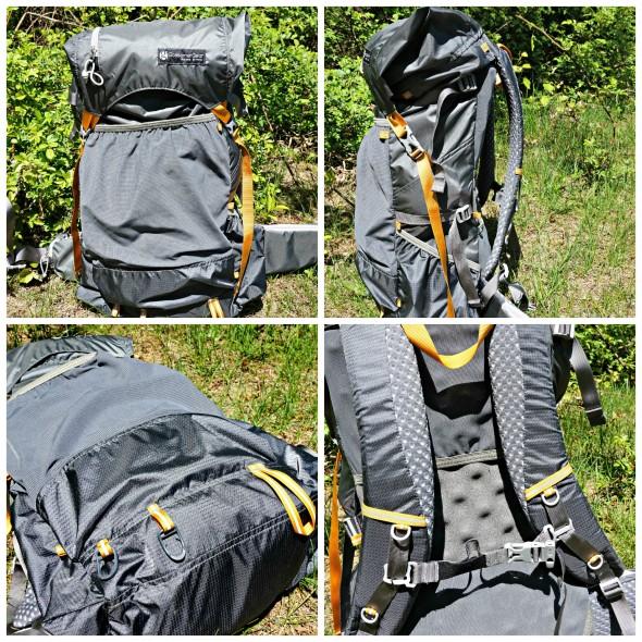 Choosing a Gossamer Gear Ultralight Backpack