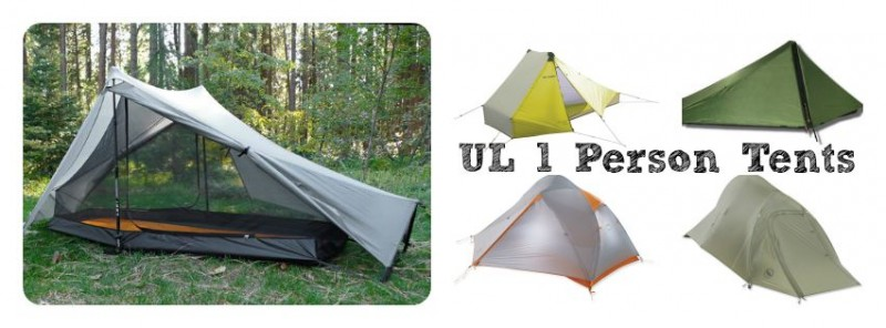 1 person ul tent