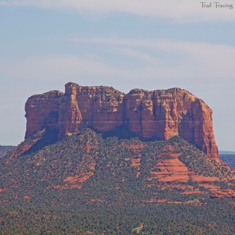 Airport Loop Trail - Courhouse Butte