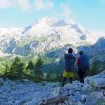 七つの湖と三つの頂 スロベニア トリグラウ国立公園トレッキング(3)