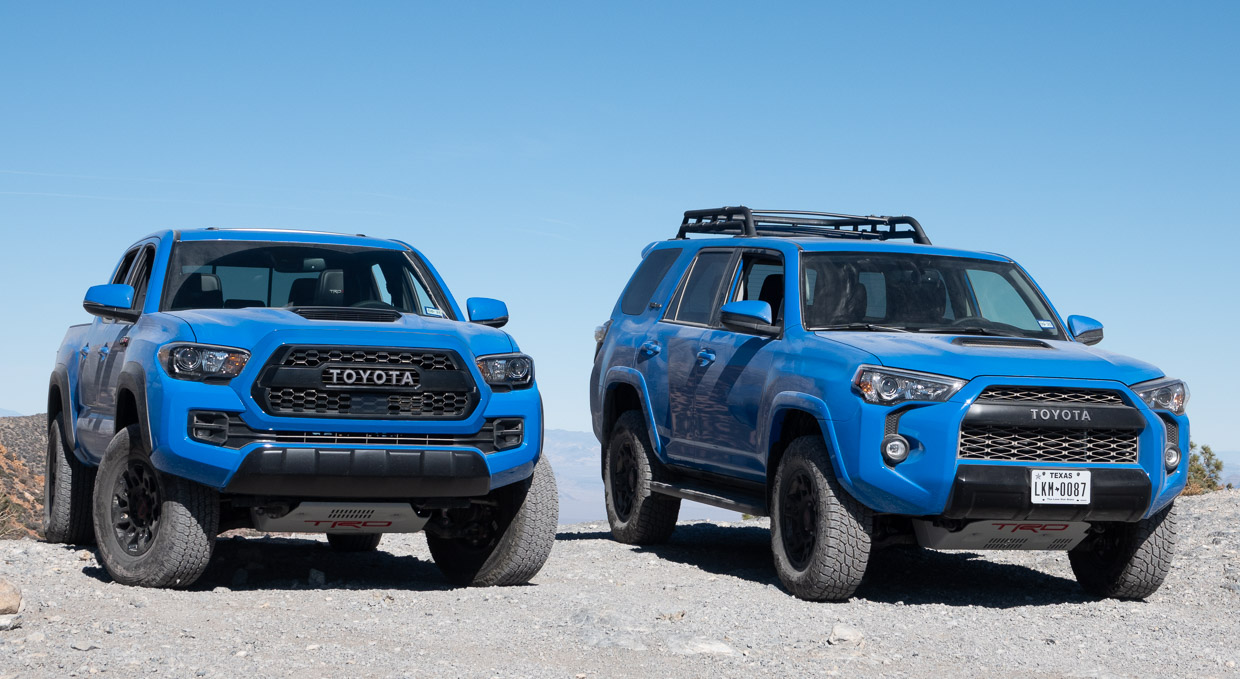 The Awesomer : Trail Trekkin' with Toyota TRD Pro