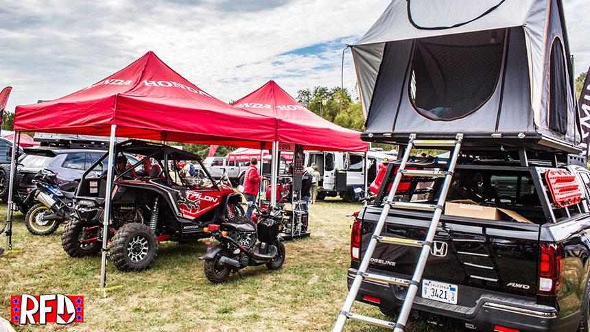 Right Foot Down : Ten Badass Things at Overland Expo East