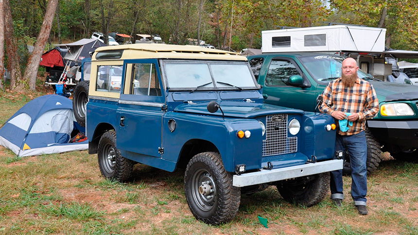 Hooniverse : The many vehicles of Overland Expo East 2019