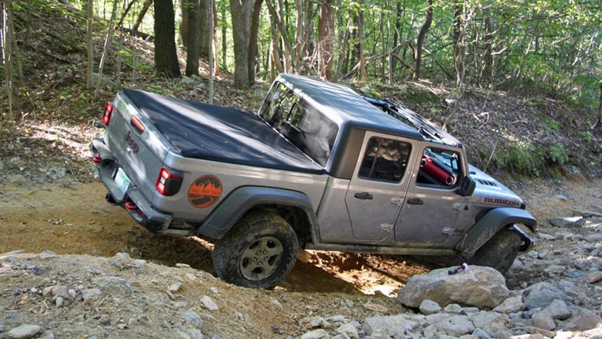 Gunaxin : 2020 Jeep Gladiator Rubicon : Review