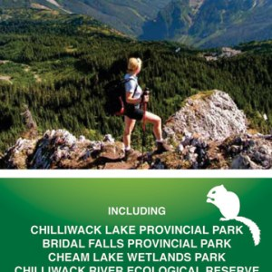 East Chilliwack hiking trail map