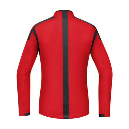 GORE RUNNING WEAR AIR ZIP SHIRT LONG