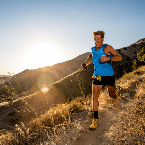 Trail Running Hombre