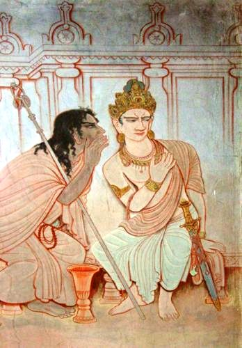 Ajatasattu_and_Devadata