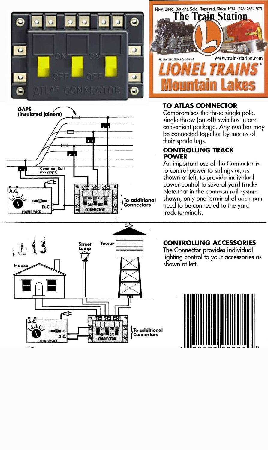 medium resolution of atlas connectors great for wiring any layout see detailed atlas copco wiring diagram atlas connectors