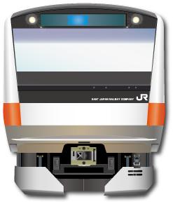 E233中央線カラー・0番代
