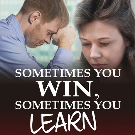 Sometimes You Win Learn Category