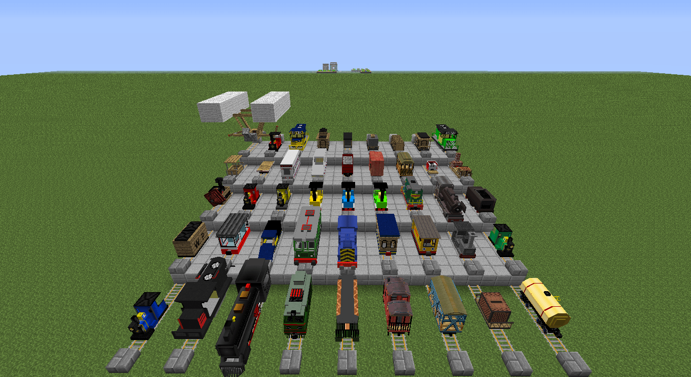 About Traincraft