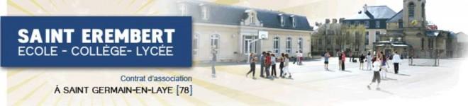 Lycée Saint-Erembert, Saint-Germain en Laye