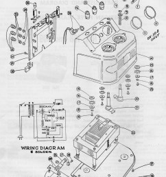 american flyer transformer no 18b 30b parts list and diagram page 2 [ 1180 x 1780 Pixel ]