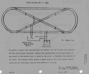 American Flyer Track Layouts | TrainDR