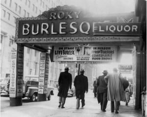 Burlesque Theater in Cleveland, Ohio