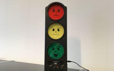 Der perfekte Arbeitsplatz oder: Wenn die Ampel grün leuchtet